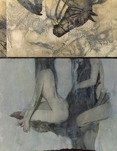 Oana and Horse Study (2013) - Joao Ruas