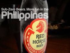 SUB-ZERO BEERS. More FUN in the Philippines!
