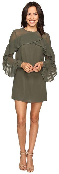 KEEPSAKE THE LABEL Don't Wait Mini Dress