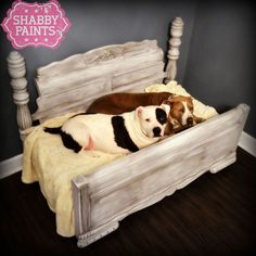 7 Unique Upcycled Dog Bed DIY Projects (All With Tutorials) - The Cottage Market