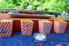 Nautical Patriotic Party - Design Dazzle