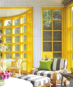interior design, home decor, windows, yellow