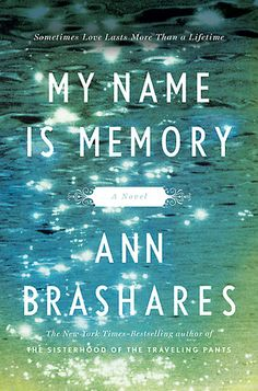 My Name Is Memory Ann Brashares  Good book about past lives and two souls trying to find one another in a new life where one soul remembers all past lives and one doesn't.  Number 31.