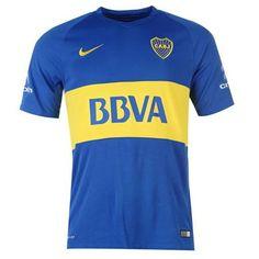 Nike Boca Juniors Home Shirt 2015 2016