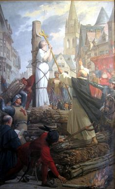Cristianità — the-curious-truth: faustinepau: Jeanne d'Arc ...