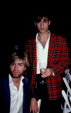 George and Andrew