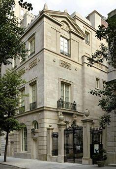 Carhart Mansion 5 East 95th Street New York, NY Built 2007