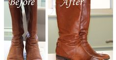 If you've been looking to get rid of those pesky salt stains on your winter boots, keep reading to find out how to do it...