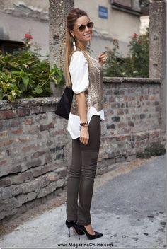 20 Stylish Outfit Ideas by Designer Biljana Tipsarevic