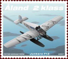 Åland 2 kl 2007  Junkers F13