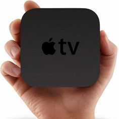 Apple TV uses both iCloud and wireless streaming technology to play content from an iPad, iPhone, or iPod touch to a TV. Apple Tv, Buy Apple, Apple Ipad, Iphone 5c, Smart Tv, Ipad Mini Accessories, Tech Accessories, A Siri, Arquitetura