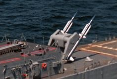 Mk-10 Guided Missile Launching System GMLS for RIM-2 Terrier RIM-67 Standard