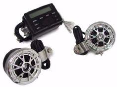 US $30.00 New in eBay Motors, Parts & Accessories, Motorcycle Parts #motorcycle #bikes #music #parts #speakers