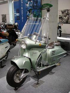 La Honda Juno K de 1954
