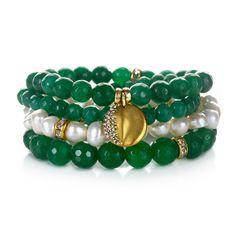 """Balanced"" Color Karma Bracelet Set"