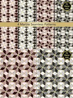 Mosaic Designs, Textile Prints, Marble, Wallpaper, Modern, Pattern, Decor, Trendy Tree, Decoration