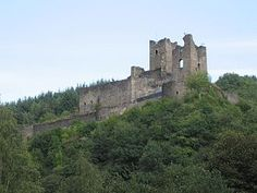 Brandenbourg Castle - Has a history going back to the 9 th and 10 th centuries