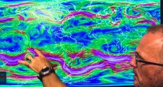 """Paul Beckwith """"Our climate system behaviour continues to behave in new and scary ways that we have never anticipated, or seen before,"""" Beckwith observed. """"That's bad news for seasonality,"""" he continued. """"You get this weather-destabilizing and extreme weather generating mixing of seasons that is all part of a very difficult to deal with 'Death of Winter' type scenario.""""""""Welcome to climate chaos. We must declare a global climate emergency."""""""
