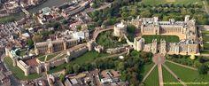 Windsor Castle, Windsor, Berkshire, England - www.castlesandmanorhouses.com