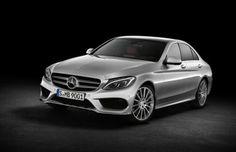 Mercedes Benz C-Class revealed   #MercedesBenz