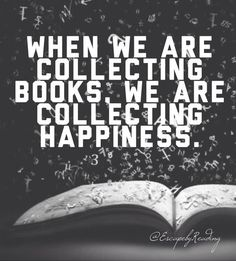 collecting happiness