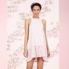 LC Lauren Conrad Runway Collection Soutache Swing Dress - Women's