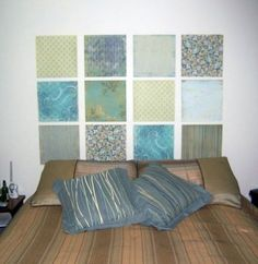 Make a Mosaic Headboard