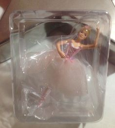 Hallmark Ornament Barbie Ballerina Christmas Ornament  2008 NIB #Ornaments #barbieornament #hallmarkornament