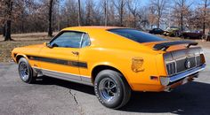 No, we haven't hung up our car-guy hats to become weathermen. Instead, we've come across the most appropriate trio of muscle cars that Mecum could have rounded 1973 Mustang, Mustang Mach 1, Mustang Fastback, Ford Mustang Shelby, Shelby Gt500, Mustang Cars, Motor Scooters, Motor Car, Ford Lincoln Mercury