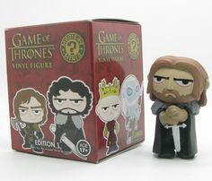 Game of Thrones BOX Mini Mystery Funko Figure 1pcs Drogon WHITE WALKER NED ROB ARYA STARK JON SNOW DAENERYS