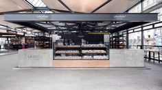 Laura's Bakery designed by Johannes Torpe Studios #Laura's #Bakery #Design