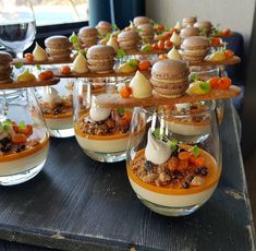 Bocuse d'Or — the Olympics-like French culinary competition that takes place every two yrs results are in! Gourmet Desserts, Fancy Desserts, Appetizer Recipes, Dessert Recipes, Snacks Für Party, Food Decoration, Cafe Food, Aesthetic Food, Creative Food