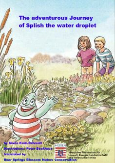 a great tool for teaching kids about water conservation! BSB water conservation for kids: Splish, the water droplet on a journey for water conservation: By a Spring in the woods there were many ani. Tools For Teaching, Teaching Science, Science For Kids, Teaching Kids, Wow Journey, Water Facts, Water Kids, First Grade Science, Water Activities