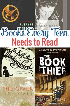 Books Every High Schooler Should Read