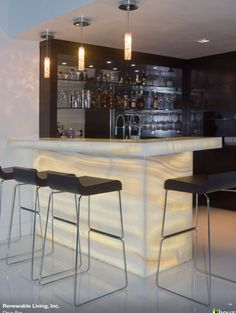 A Touch Of Luxury: Onyx In The Home