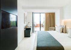 Room Deluxe - Hotel Nakar - Marga Rotger Interiorismo