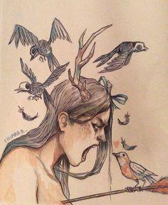 Art of Chiara Bautista | VK