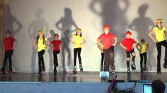 """KANGOO DANCE"", KIDS.KOSTROMA (RUSSIA)"