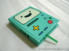 BMO - Adventure Time Mini-Book.