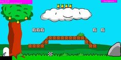 Make it minimalistic, spriters2000's #LD48 platform! #madeinitaly #indiegames #videogames