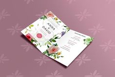 This Mockup is a modern and clean free card Mockup. This classic invitation card mockup is ready today to present your cards design in a classy way!