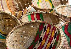 Colacorelinha por Ma Stump » Arquivos » Toque natural: cestaria na decoração