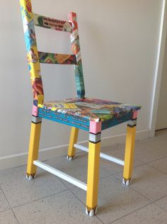 Authors Chair                                                                                                                                                                                 More