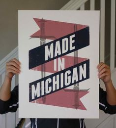 Week Three: Michigan Art Made In Michigan Art Print