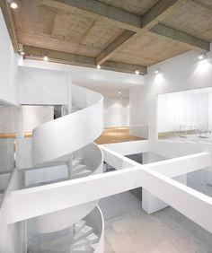 nie yong + yoshimasa tsutsumi renovate THT daxing office