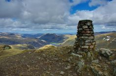 Red Screes Trig Point. From our walk http://www.walklakes.co.uk/walk_148.html