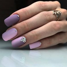 Красивые ногти. Маникюр. DivaNail Soft Nails, Pastel Nails, Stylish Nails, Trendy Nails, Dark Purple Nails, Fingernail Designs, Funky Nails, Best Acrylic Nails, Beautiful Nail Designs