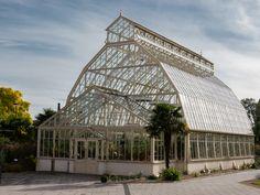 National Botanic Gardens Dublin - grünes Paradies auf der grünen Insel - das Teakhaus