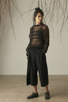 Isabel Benenato Ready To Wear Fall Winter 2016 Paris - NOWFASHION