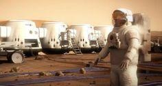 «Ταξιδιωτική Οδηγία» για τον Άρη από τους ιμάμηδες των Εμιράτων